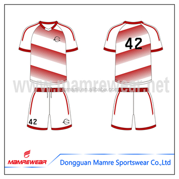 d59ce23ef32 Custom manufacturer new designs teams sport dry fit fitness football shirt  soccer jerseys