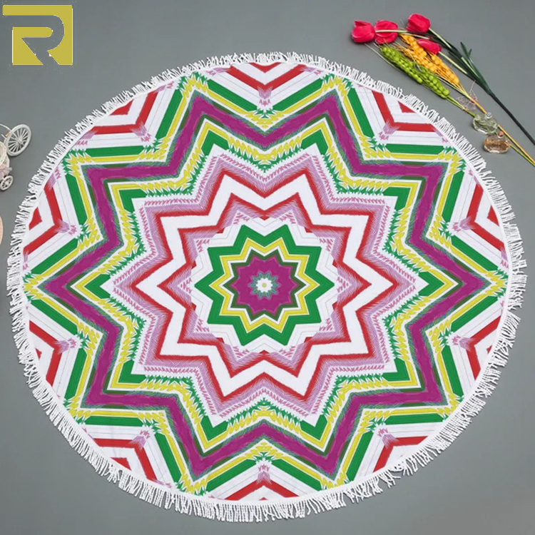 Gift Round Hawaii Beach Towel Wholesale ,Beach Towels In Stock
