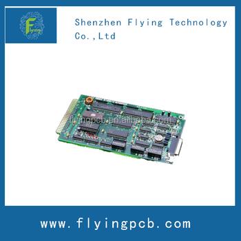 high precision crt tv circuit board mp113-l23