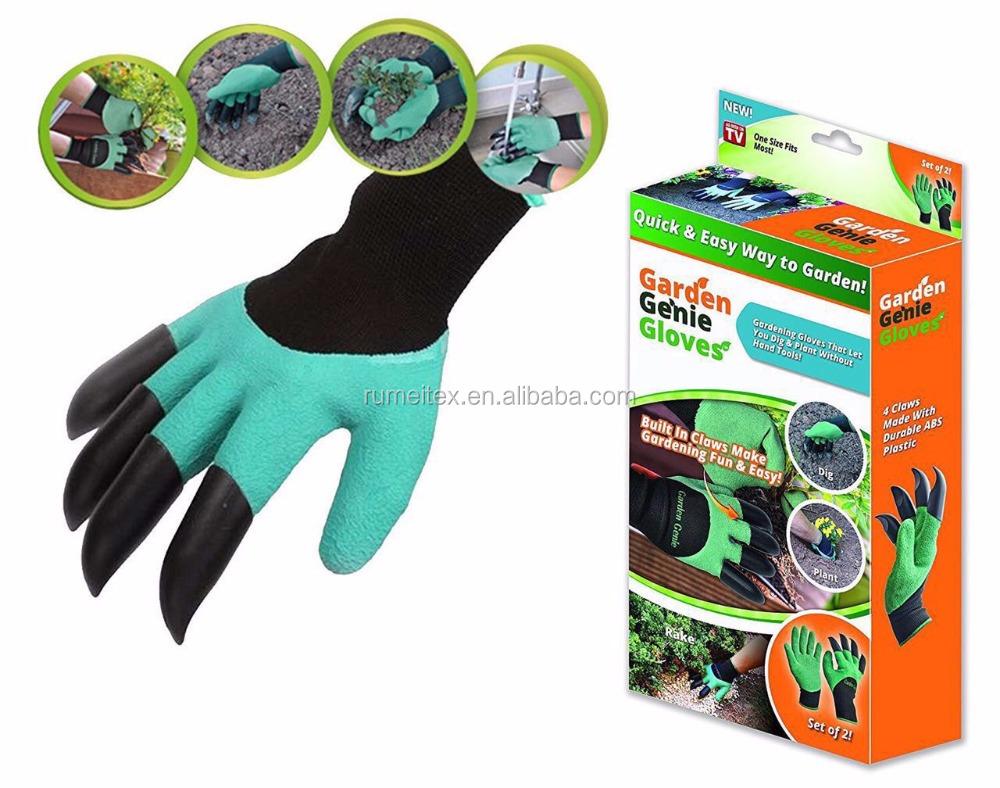 Garden Genie Gloves Garden Genie Gloves Suppliers and