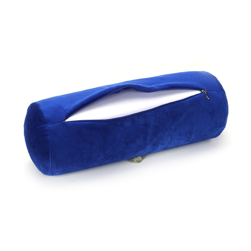 Hot Selling Cheap Price Massage Yoga Comfort Memory Foam Full Round Bolster Pillow