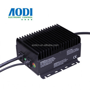 high quality best Delta-Q 25A 24V battey charger replacement,650 watt industrial battery charger , Delta-Q replace charger