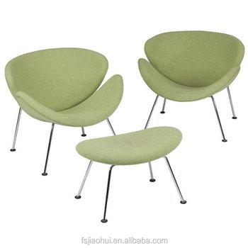 Pierre Paulin Replica Orange Slice Chair