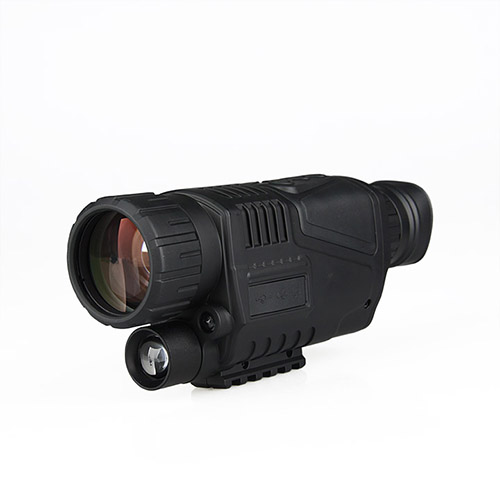 Long Range Hunting With 5X digital Night Vision Scope RM-510 Infrared Night Vision