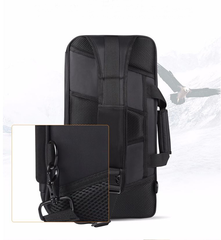 Customized BUBM E-sports highly durable one shoulder backpack style PC gaming bag