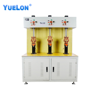 3 Station Electric Kettle Heating Plate Brazing Machine