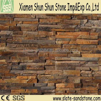 Hot Sell Cheap Exterior Wall Panel Stone Slate With