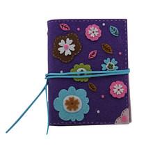 DIY Войлок ремесло ноутбук иглы комплекты валяния Швейные материалы пакет для подростков девочек школьные принадлежности(Китай)