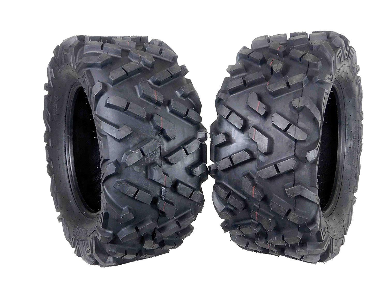 Pair of Interco Reptile Radial 27x11-12 ATV Tires 6ply 2