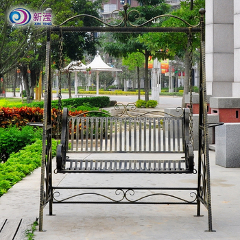 First Choice Trade Assurance Wrought Iron Swing Frame View Wrought