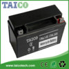 12v 6.5ah storage motorcycle battery