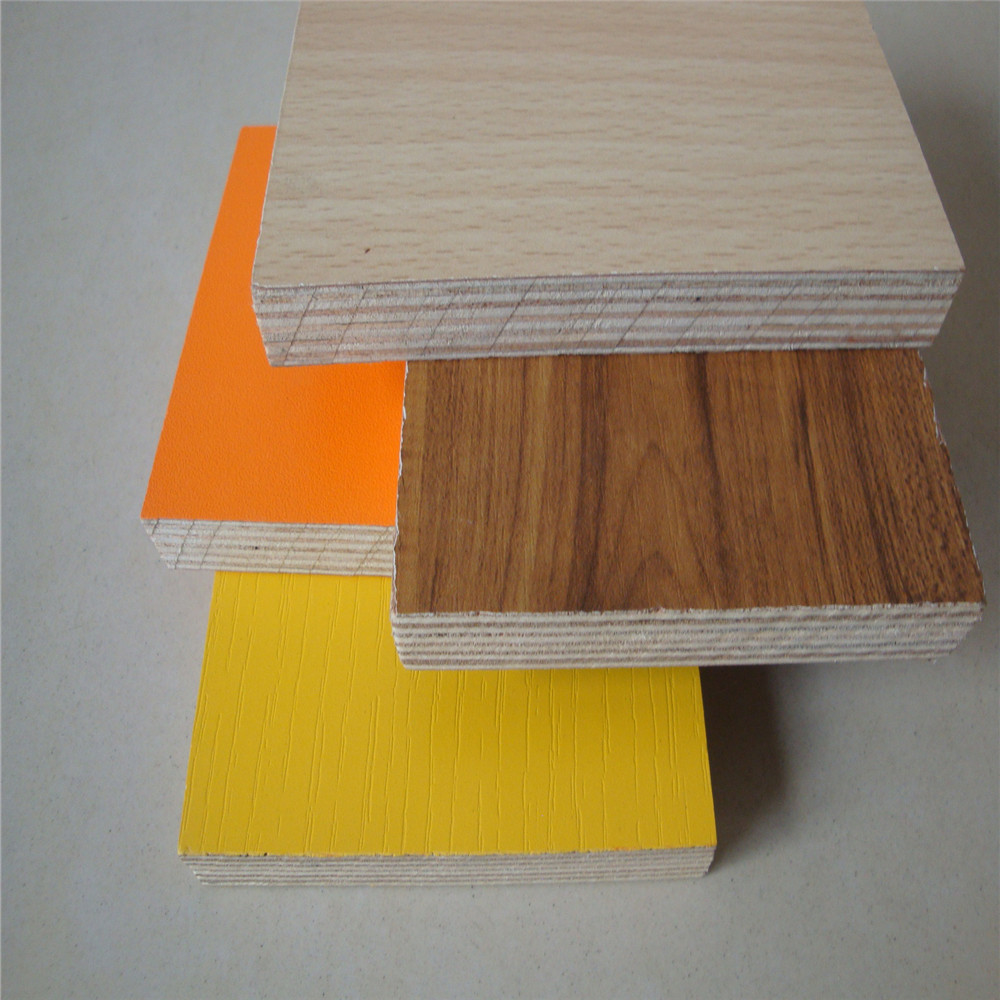 Good quality WBP 4*8' overlay wood grain plywood for cabinet
