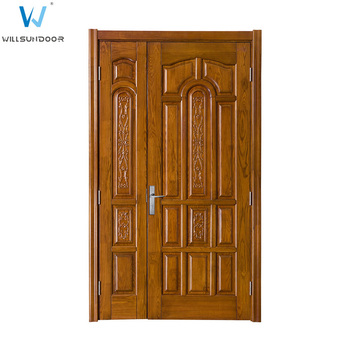 new styles ab76b b276e Composite Good Quality Wooden External Front Doors Solid Hardwood Doors  Exterior Residential Exterior Doors - Buy Wooden External Front Doors,Solid  ...