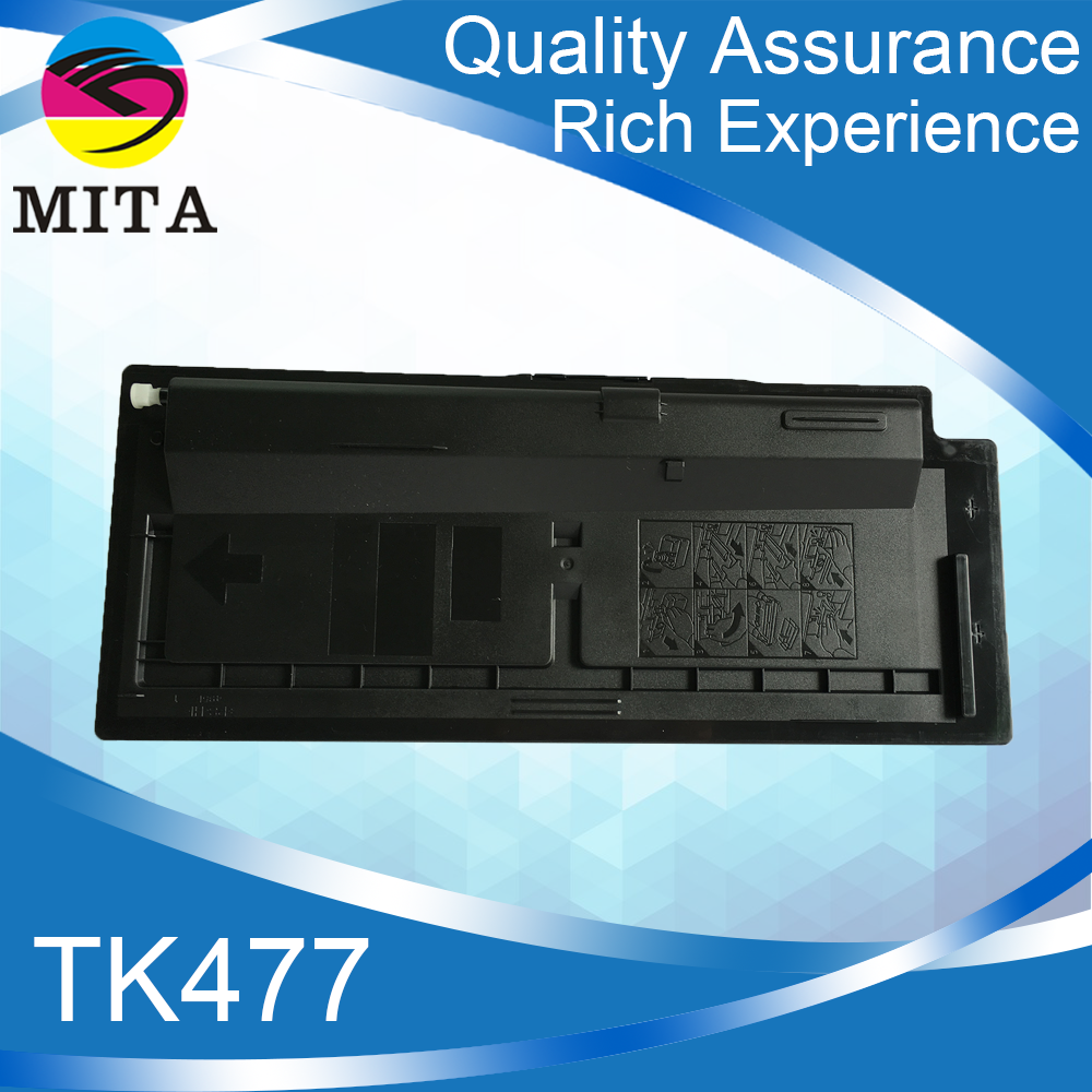 TK-475 Compatible Empty Toner Cartridge For Kyocera TASKalfa255