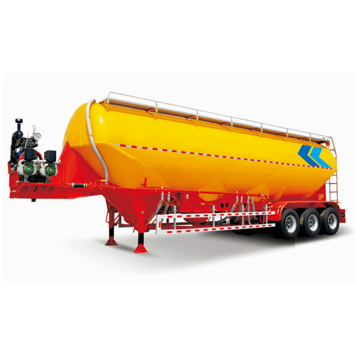 China Factory Price Bulk Cement Tank trailer for sale