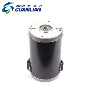 Good service factory supply separately excited dc motor