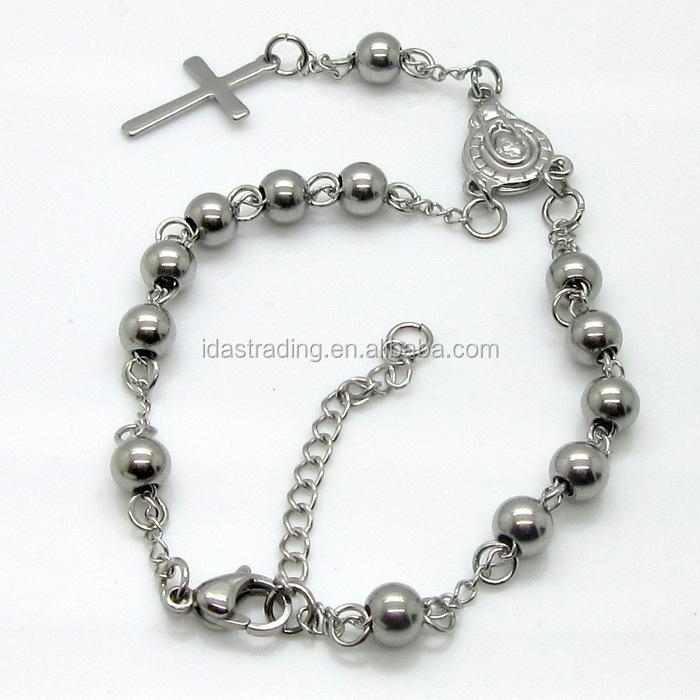 New Gold Bracelet Designs Cross Bracelet Men Jewelry Silver/gold ...