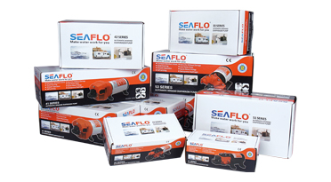 SEAFLO 12 Volt High Pressure Washer Pump For Car
