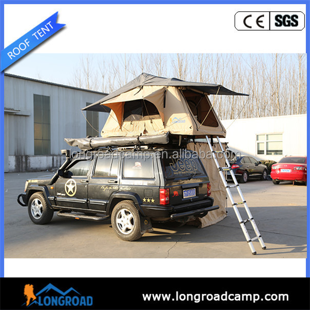 Easy set up sherpa tent and swag roof top tent car tent