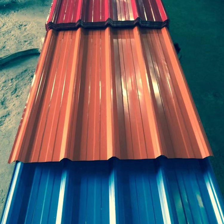 Light Weight Mini Corrugated Metal Galvanized Steel Roofing Sheet Simple  Design Low Price - Buy Mini Corrugated Galvanized Steel Roofing Sheet,Metal