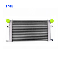 Aluminium Tube-fin Charge Air Cooler
