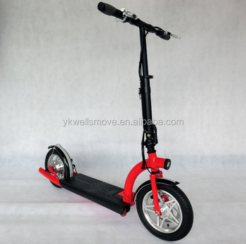 City Go To Work Commuter Electric Scooter Foldable