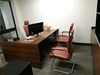 E1 MFC High Quality Executive Office Desk (FOH-HTE181)