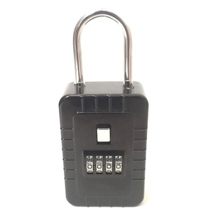 Real Estate Key Lock Box Features a 4 Number Combination