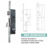 door lock italy one swing deadbolt and one latch lock