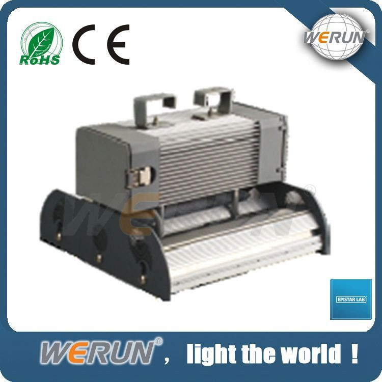 High efficiency high power 500w colour change led light flood for sports stadium for plants