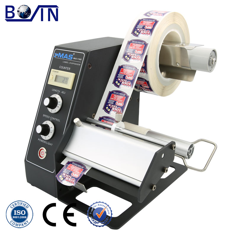 domed label sticker dispenser