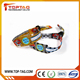 China supplier RFID woven bracelet/wristband for Brazilian music festival