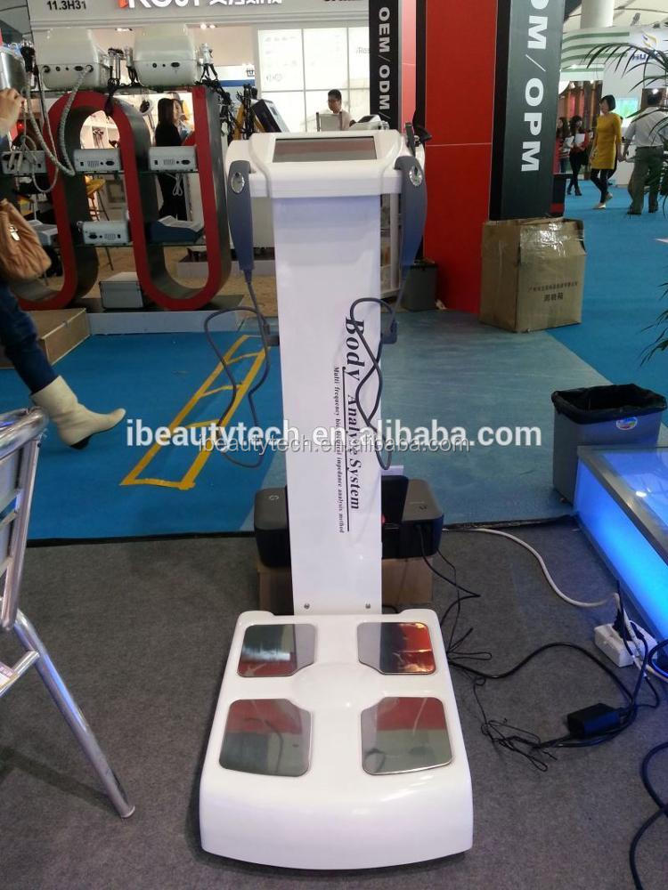 New product body fat calculator machine/body fat melting machine/body fat reducing machine