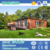 High quality prefabricated house container house steel structural CE UL AS standard