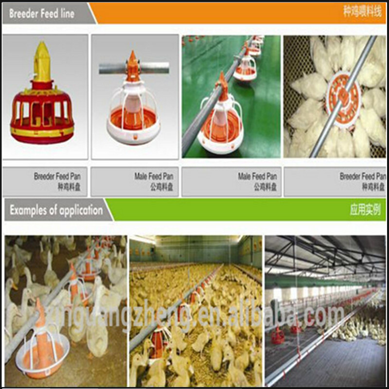 High Quality China Prefab Metal Commercial Low Price Chicken House Farm
