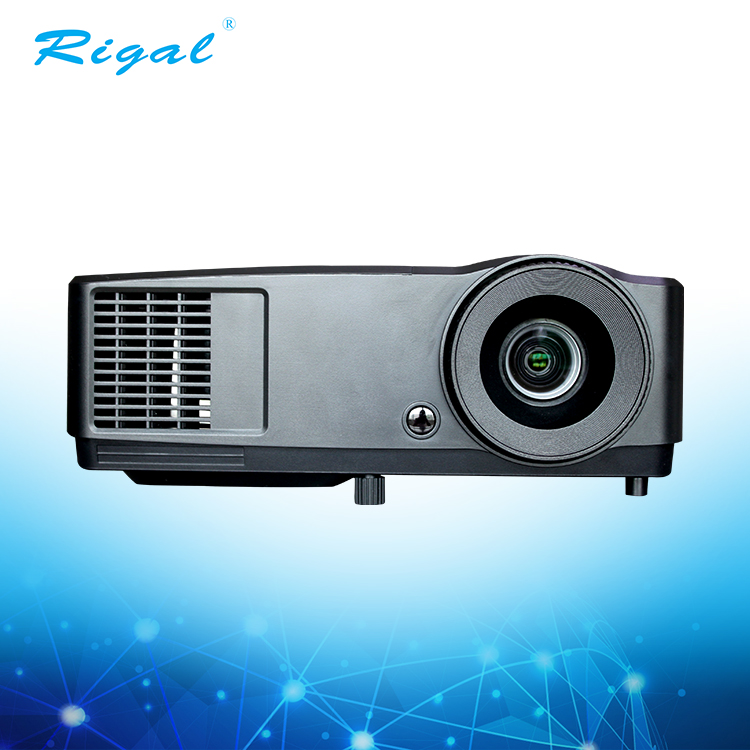 2019 Hottest low price home theater dlp led 4k full hd 3000 lumens film holl projector