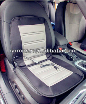 Newest Portable Car Seat Back Support Cushioncar Cushions For Paincar