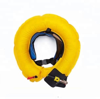 SOLAS approved inflatable belt pack life jacket