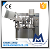 Micmachinery facial cleanser filling sealing machine cosmetic tube sealer automatic tube filling machine