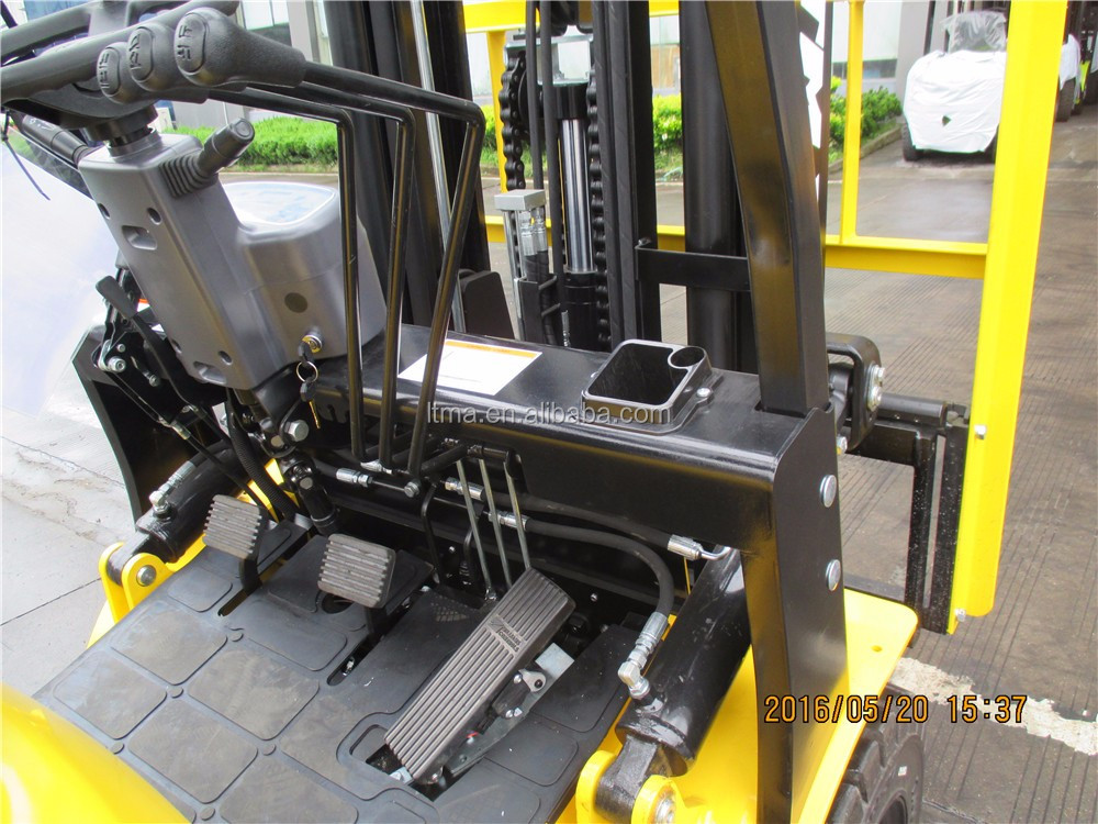 LTMA 1.5- 7 hot sale in USA 2.5ton lpg | gasoline forklift with EPA approval