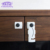 Fabe D238 Patented Baby ProductsFabe Dual button child baby kids infant cabinet drawer safety locks