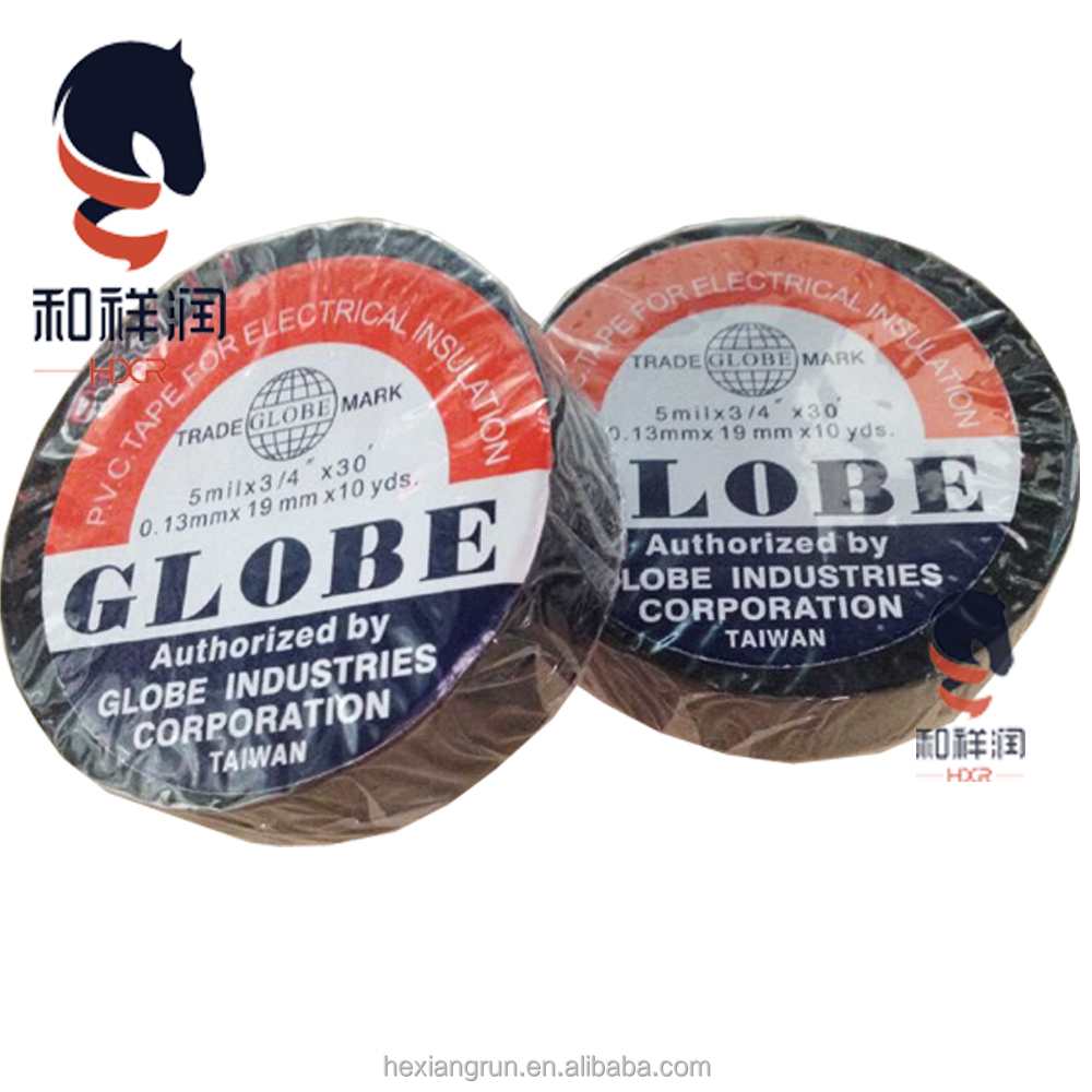 Globe Brand PVC Insulation Electrical Tape