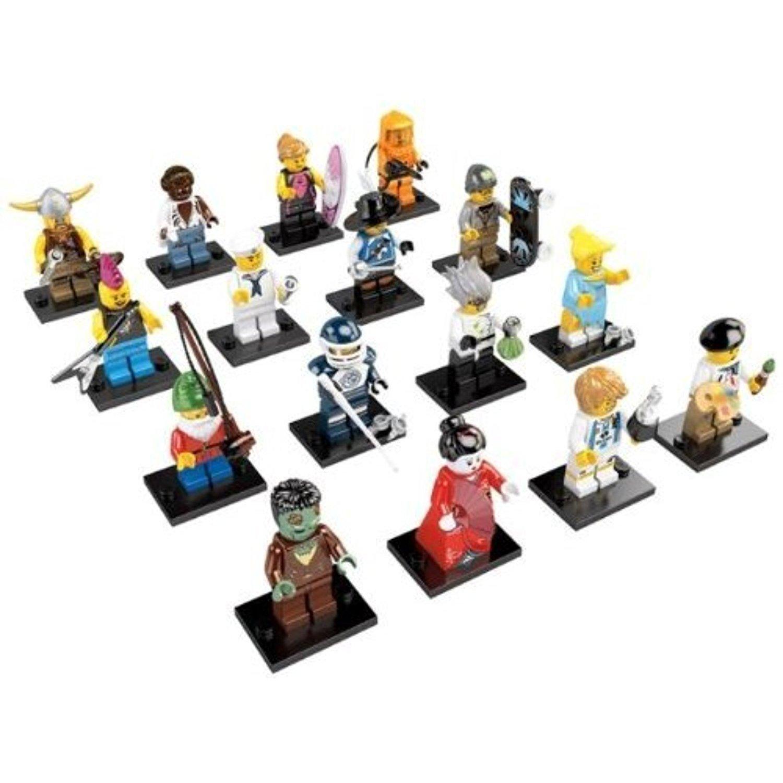 LEGO 8804 Minifigures Series 4 16-Figure Set
