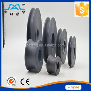 plastic pulley/ nylon sheaves/small nylon pulleys