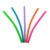 Free Samples Silicone Bamboo Shape Drinking Straws