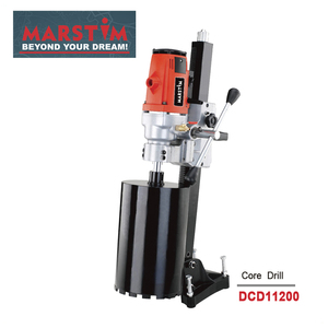 200MM Best factory Concrete core bore hole diamond drilling machines for industry use