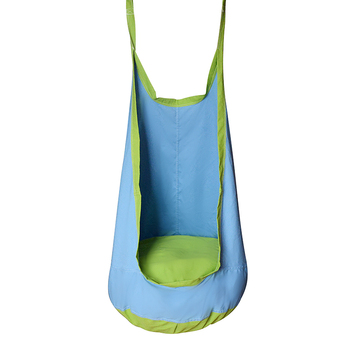 Lovetree CE Approved Child Kids Pod Swing Chair Baby Kids Hanging Seat  Hammock Nook Tent Outdoor