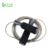 Professional Adjustable Steel Wire Jump Rope by Fitness Ergonomic foam rope Durable Premium Jump Rope Black