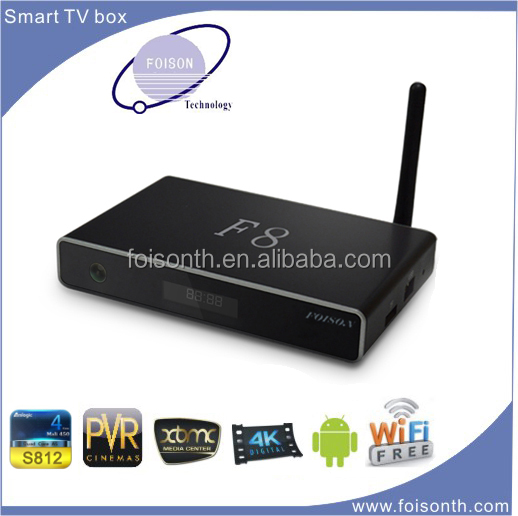 Best Selling amlogic s812 Quad Core Android 4.4 <strong>TV</strong> <strong>Box</strong> with aluminum <strong>box</strong> 2gb <strong>tv</strong> <strong>set</strong> <strong>box</strong>