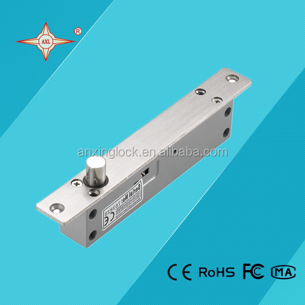 Fail safe narrow frame type electric mortise door locks for aluminium doors in hot